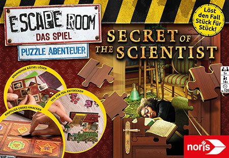 Escape Room - Das Spiel: Puzzle Abenteuer