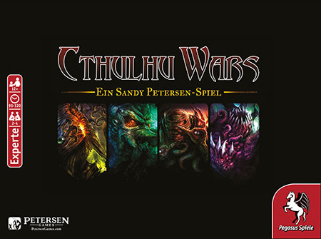 Cthulhu Wars Grundspiel