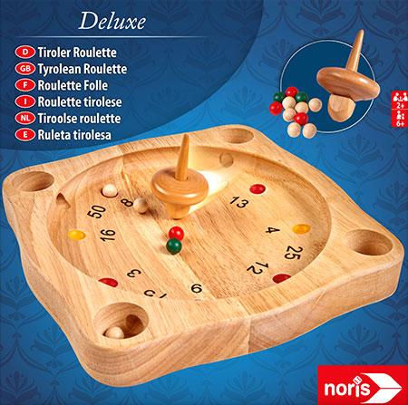 Tiroler Roulette Deluxe