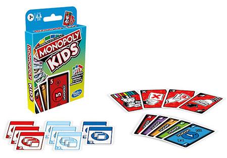 Monopoly Kids - Das Kartenspiel