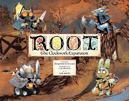 Root - Uhrwerk Erweiterung (dt.)