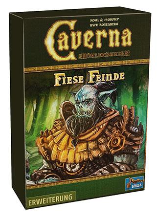Caverna - Fiese Feinde Erweiterung