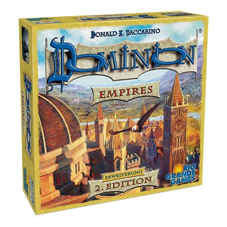 Dominion® Empires Erweiterung (2.Auflage)