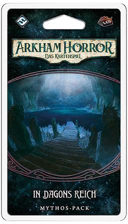 Arkham Horror - Das Kartenspiel - In Dagons Reich Mythos-Pack (Innsmouth 5)