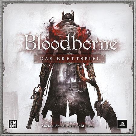 Bloodborne: Das Brettspiel - Grundspiel