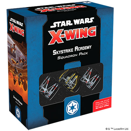 Star Wars: X-Wing 2.Ed. - Skystrike-Akademie Erweiterungspack