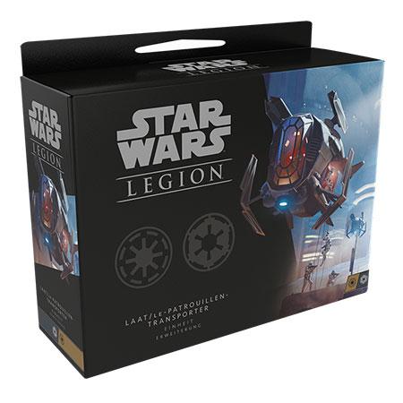 Star Wars: Legion - LAAT/le-Patrouillentransporter Erweiterung