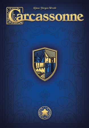 Carcassonne 20 Jahre Jubiläumsausgabe (DELUXE)
