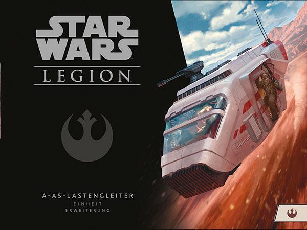 Star Wars: Legion - A-A5-Lastengleiter Erweiterung