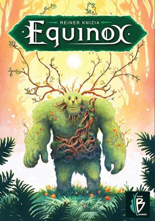 Equinox - Grüne Ausgabe