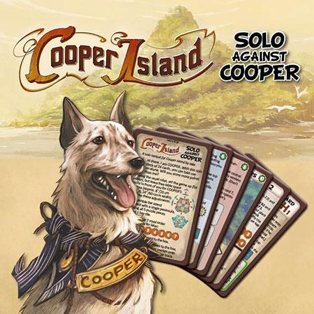 Cooper Island - Solo gegen Cooper Mini-Erweiterung