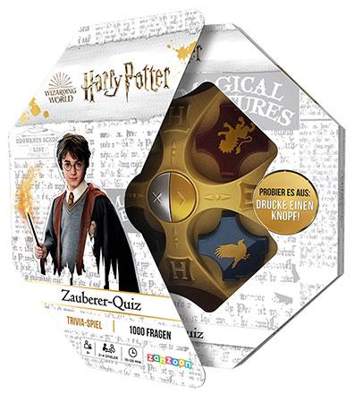 Harry Potter Zauberer-Quiz