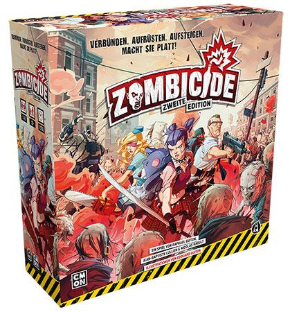 Zombicide 2. Edition (dt.)
