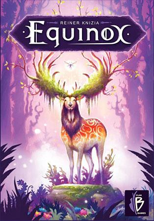 Equinox - Lila Ausgabe