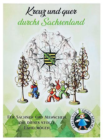 Kreuz und quer durchs Sachsenland (SPIKA)