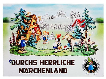 Durchs herrliche Märchenland (SPIKA)