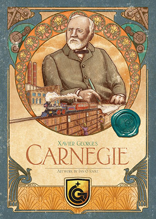 Carnegie - Deluxe Edition