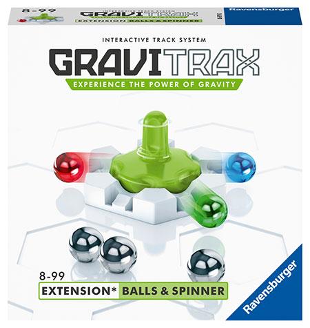 GraviTrax Balls & Spinner Erweiterungs-Set