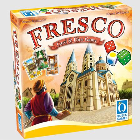 Fresco - Das Karten- und Würfelspiel