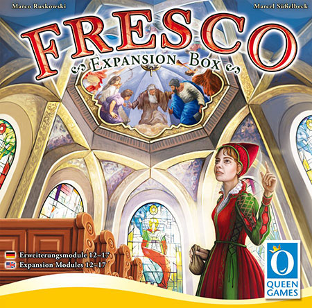 Fresco - Erweiterungsbox mit Erw. 12 - 17