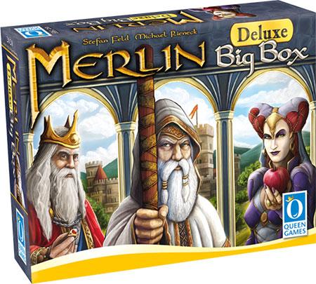 Merlin - Deluxe Big Box
