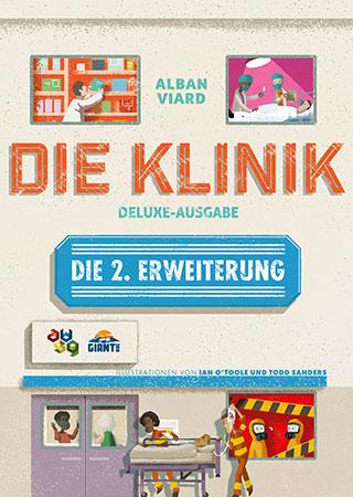 Klinik - Deluxe Edition: Die 2. Erweiterung