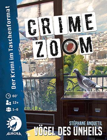 Crime Zoom - Fall 2: Vögel des Unheils