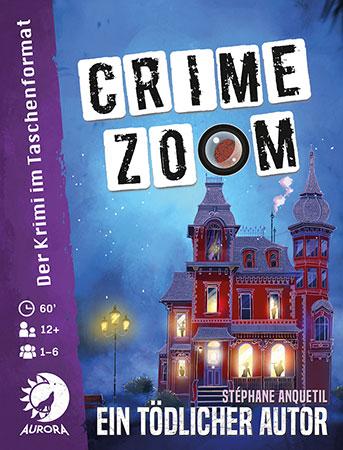 Crime Zoom - Fall 3: Ein tödlicher Autor