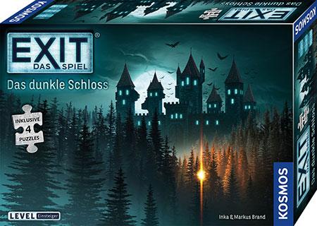 EXIT - Das Spiel - Das dunkle Schloss (inkl. Puzzle)