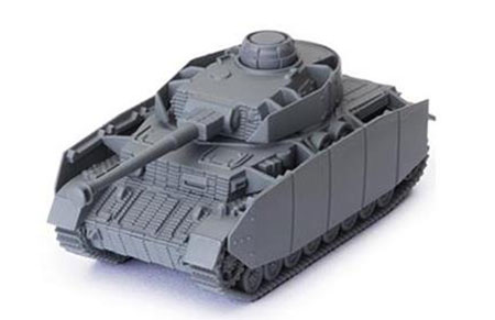 World of Tanks - Das Miniaturenspiel - Panzer IV H Erweiterung (German) (Wave 2)