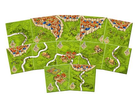 Carcassonne - Die Bauernaufstände Mini-Erweiterung