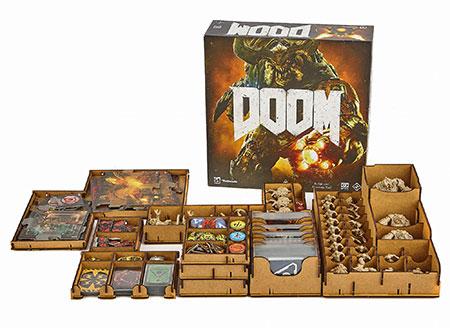 e-raptor - Sortiereinsatz für Doom - Das Brettspiel