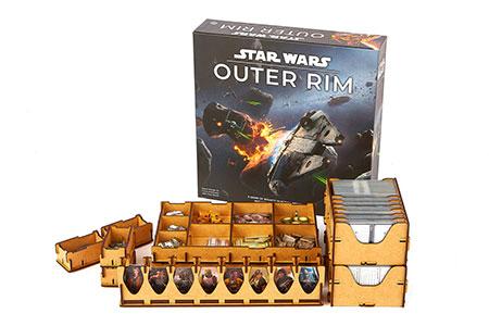 e-raptor - Sortiereinsatz für Star Wars: Outer Rim