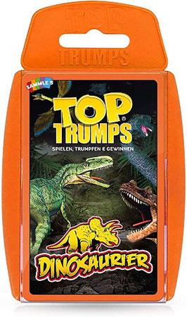 Top Trumps - Dinosaurier