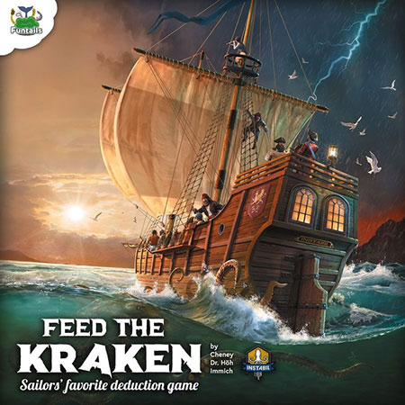 Feed the Kraken - Basic Edition