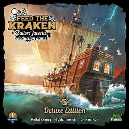 Feed the Kraken - Deluxe Edition
