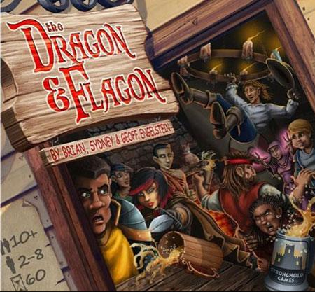 The Dragon & Flagon (engl.)