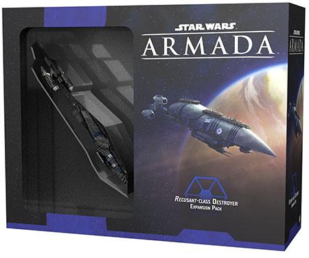 Star Wars: Armada - Zerstörer d. Recusant-Klasse Erweiterung