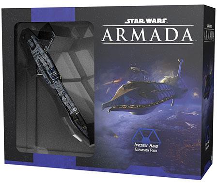 Star Wars: Armada - Invisible Hand Erweiterung