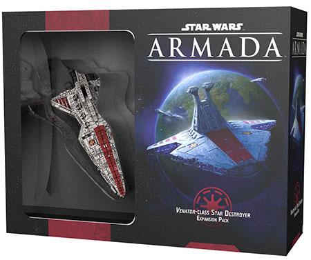 Star Wars: Armada - Sternenzerstörer der Venator Erweiterung