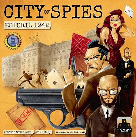 City of Spies - Estoril 1942 (dt. Regel zum Download)