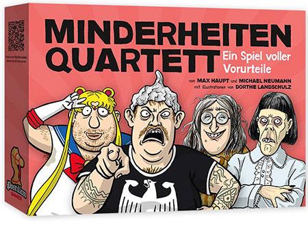 Minderheiten Quartett
