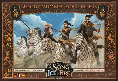A Song of Ice & Fire - Bloody Mummer Zorse Riders Erweiterung