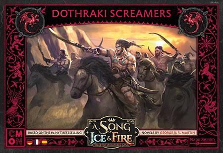 A Song of Ice & Fire - Dothraki Screamers Erweiterung