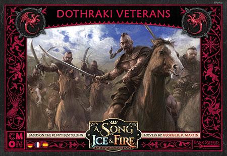 A Song of Ice & Fire - Dothraki Veterans Erweiterung