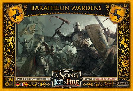 A Song of Ice & Fire - Baratheon Wardens Erweiterung