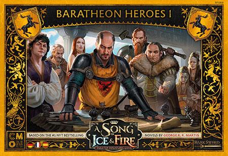 A Song of Ice & Fire - Baratheon Heroes #1 Erweiterung