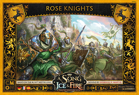 A Song of Ice & Fire - Rose Knights Erweiterung