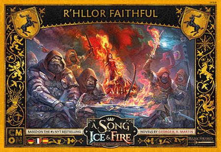 A Song of Ice & Fire - R´hllor Faithful Erweiterung