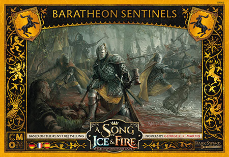 A Song of Ice & Fire - Baratheon Sentinels Erweiterung